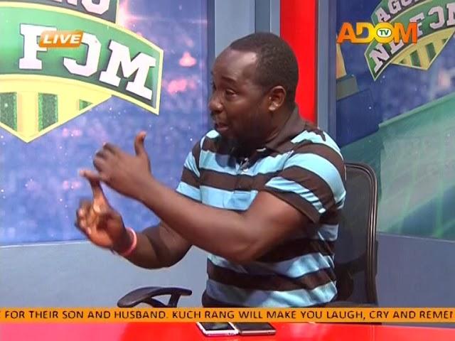 Ghana Premier League Match Day 11- Agoro Ne Fom (2-5-18)
