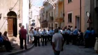 Banda musicale di Troina, a Longi.