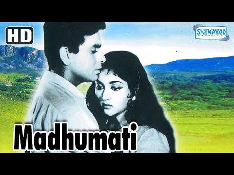 Dilip Kumar Hit Movie Madhumati (1958) (HD) Vyjayanthimala | Pran | Jayant - Hit Bollywood Movie