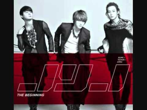 [HQ] JYJ - Be My Girl (The Beginning english album)