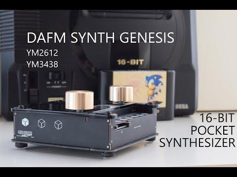 DAFM SYNTH Genesis // Promo Video