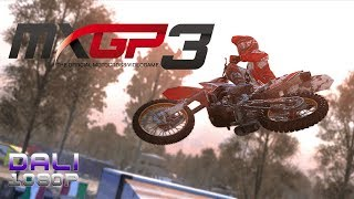 MXGP3 - The Official Motocross Videogame PC Gameplay