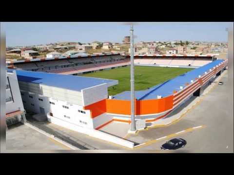 Top 10 Stadiums of Azerbaijan