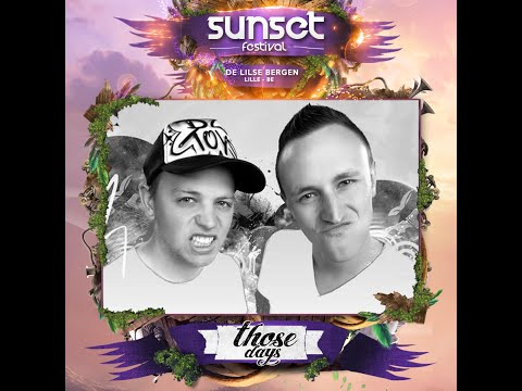 Def Toys @ Sunset Festival (Those Days Stage)