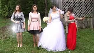 Інна & Віталік Біле плаття   біла фата
