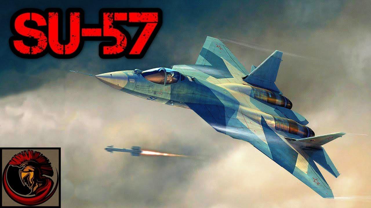 Sukhoi Su-57 - RUSSIAN STEALTH FIGHTER?