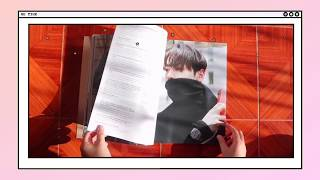 [UNBOXING] Cha Eunwoo Dazed Ma…