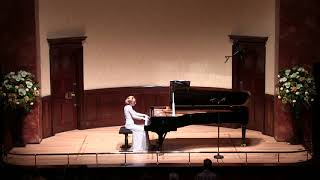 Francis Poulenc - Pastorale and Toccata from Trois pieces - Olga Stezhko, piano - Wigmore Hall