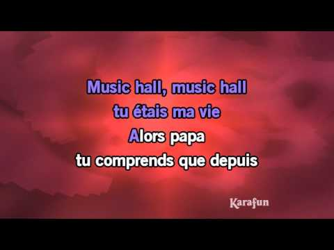 Karaoké Je chante pour Swanee - Sylvie Vartan *