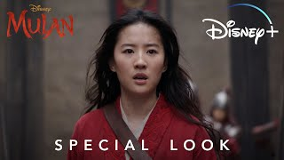 Start Streaming Friday | Mulan Special Look | Disney+