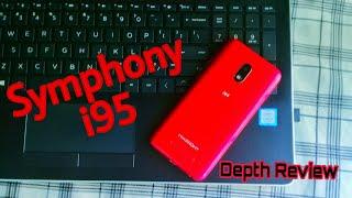 |Symphony i95 review in Onetricks|Bangla Depth Review 2k19