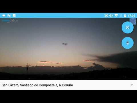 Galicia WebCam Walpapers