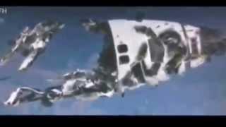 UFO Shot down Columbia Space Shuttle