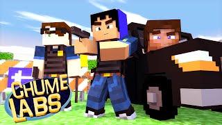 Minecraft: VIRAMOS POLICIAIS! (Chume Labs 2 #20)