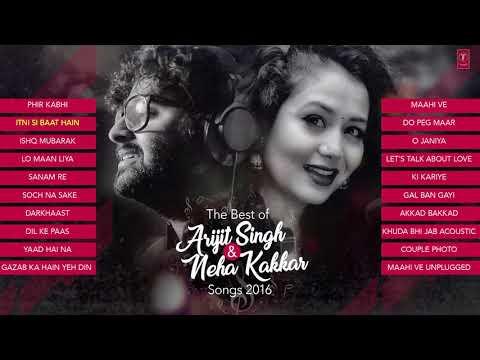 the-best-of-arijit-singh- -neha-kakkar-songs-2016-17- -audio-jukebox- -t-series- -chetan-majithia- 