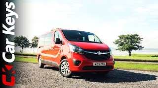 Vauxhall Vivaro 2016 review - Car Keys(Save money on a new Van here: ..., 2016-03-21T14:27:18.000Z)