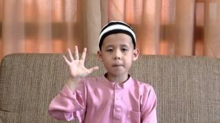 AHJ - Rukun Islam Dan Rukun Iman.