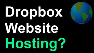 How To Turn Dropbox Into A Free Website Hosting Service