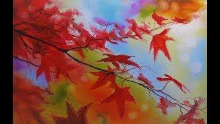 🔝 ХуДоЖнИкИ Импрессионизм картина маслом, урок живописи Александр Григорьев