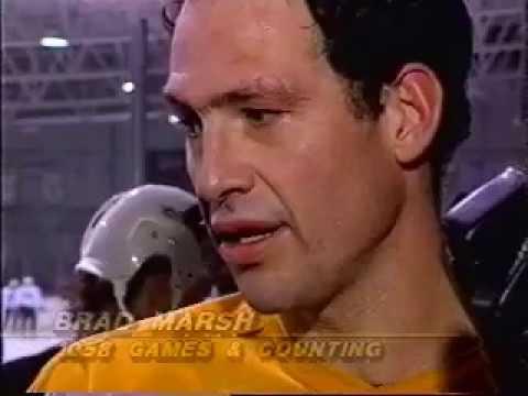 NHL: Brad Marsh, Ottawa Senators (1992)