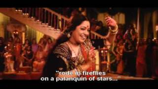 Devdas Radha Krishna love song HD subtitled