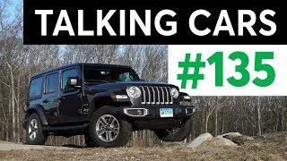 The New Jeep Wrangler U0026 Hyundai Elantra GT | Talking Cars With Consumer  Reports #135