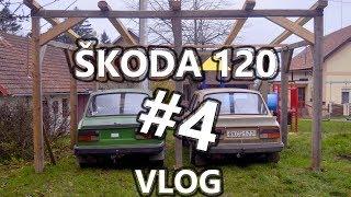 Š120 VLOG #4 | Poslední jízda ! | ŠKODA 120 | MüllerTV