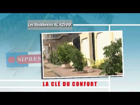 SIPRES/ RESIDENCES AL AZHAR/spot français