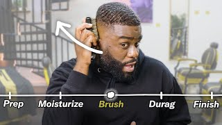 How to Get Waves (5 Step Tutorial) | GQ