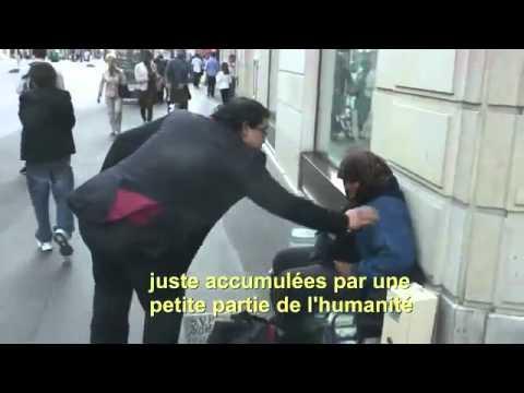 A Qatari donates 1 million euros to a homeless Romanian