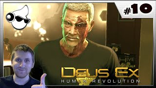 Deus Ex: Human Revolution - прохождение, обзор Часть 10