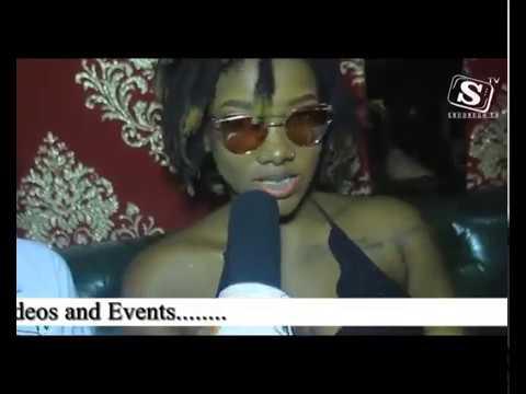 Ebony's Hottest Interview 2017 SanDanGH Tv