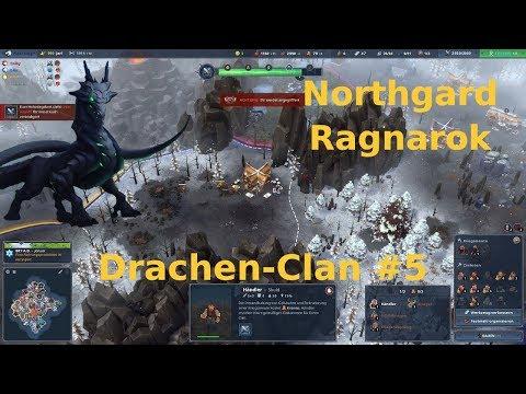 Northgard deutsch Let's play Drachen-Clan #5 |