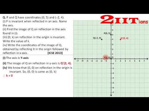 Reflection Exercise 10 Q29 Class X ICSE