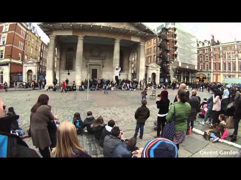 London (United Kingdom) Vacation Travel Video
