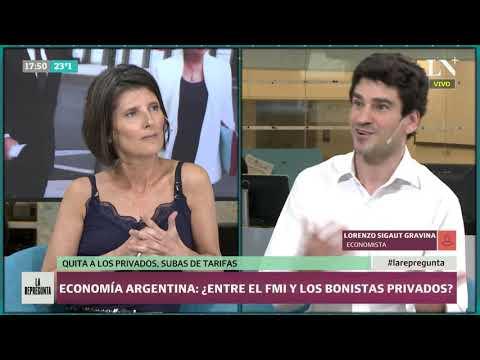 Economía argentina: ¿entre el FMI y los bonistas privados?