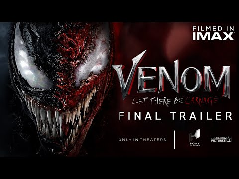 VENOM: LET THERE BE CARNAGE (2021) Final Trailer | Exclusive Teaser PRO Version