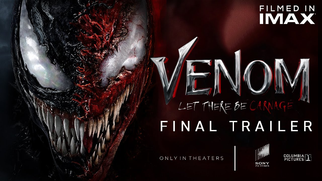 Download VENOM: LET THERE BE CARNAGE (2021) Final Trailer | Exclusive Teaser PRO Version