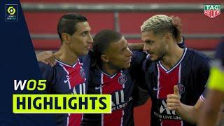 Highlights Week 5 - Ligue 1 Uber Eats / 2020-2021