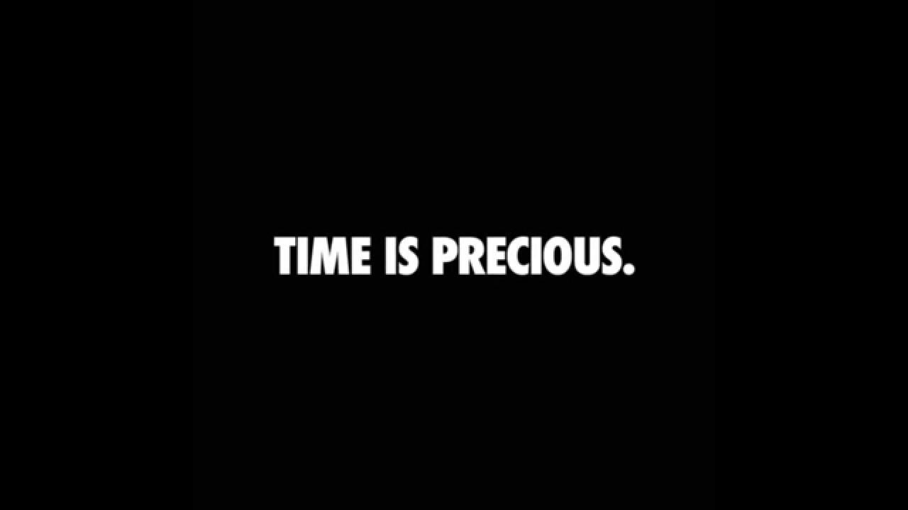 nike     time is precious