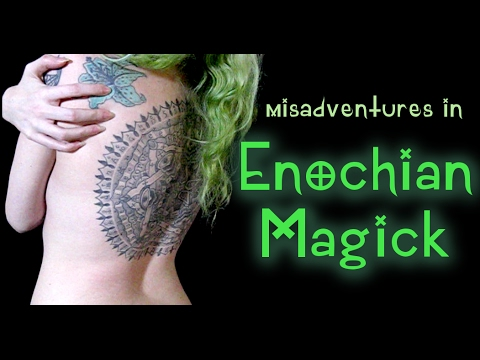 Enochian Magick Misadventures