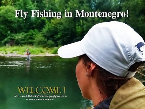 Fly Fishing in Montenegro