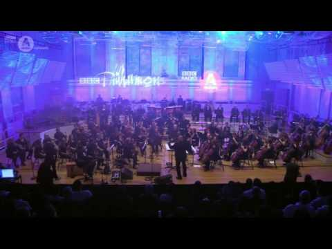 Sona Mohapatra -  Burning Train Overtune LIVE with BBC Philharmonic