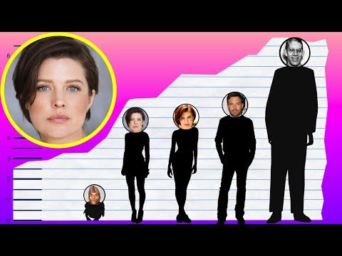How Tall Is Audrey Marie Anderson?  Height Comparison!