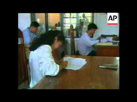 CAMBODIA: KHMER ROUGE REIGN OF TERROR RECORDED BY GOVERNMENT
