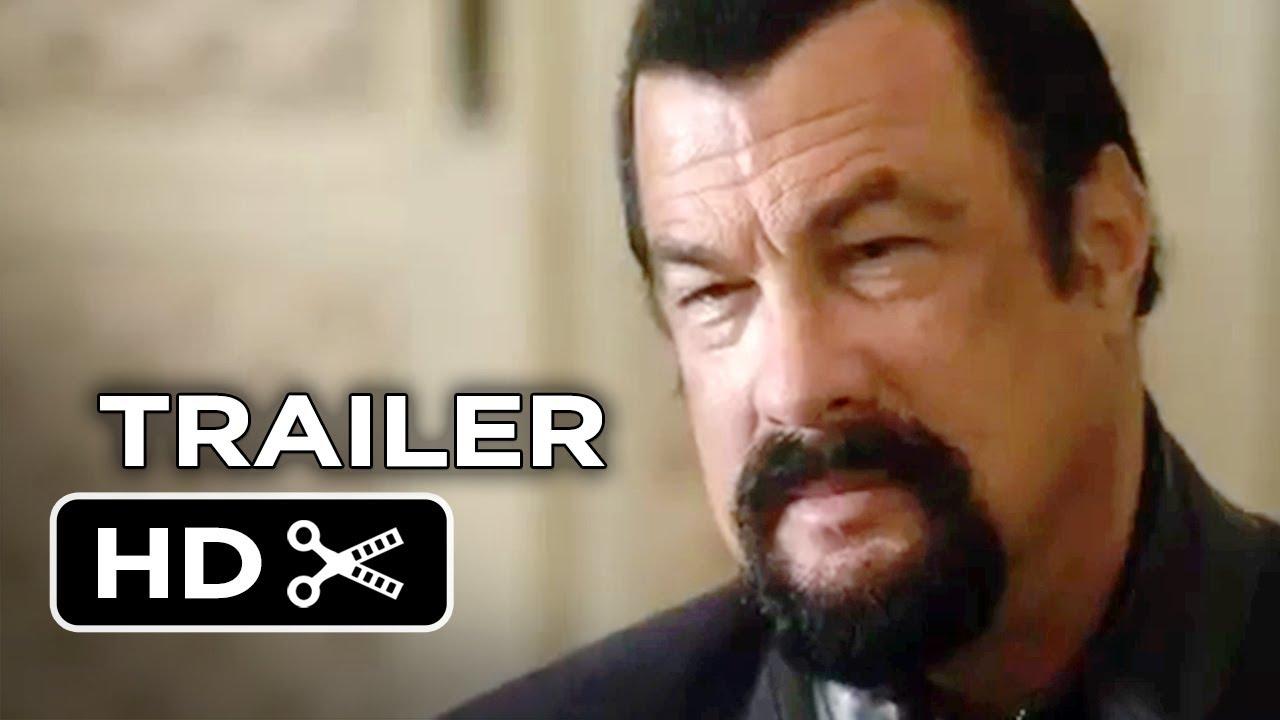 A Good Man Official Trailer 1 (2014) - Steven Seagal Action Movie HD
