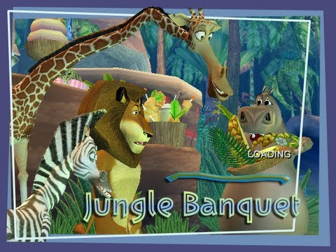 Madagascar: The Game (PC) - Level 7 - Jungle Banquet