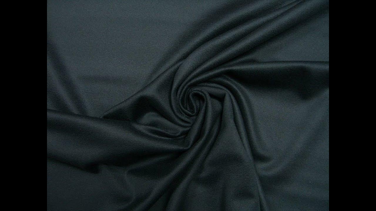 Пальтовая ткань кашемир 100% ширина 150 см 156818 - YouTube