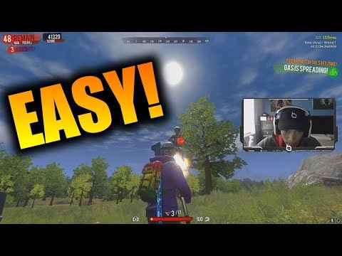 How to Get EASY kills in H1Z1!