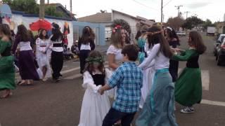 Dança celta